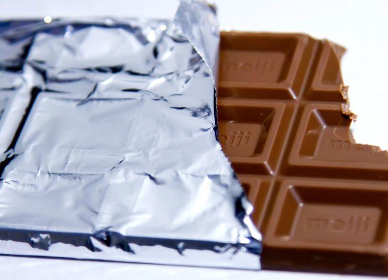 チョコレートが好き